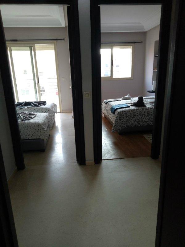 between room