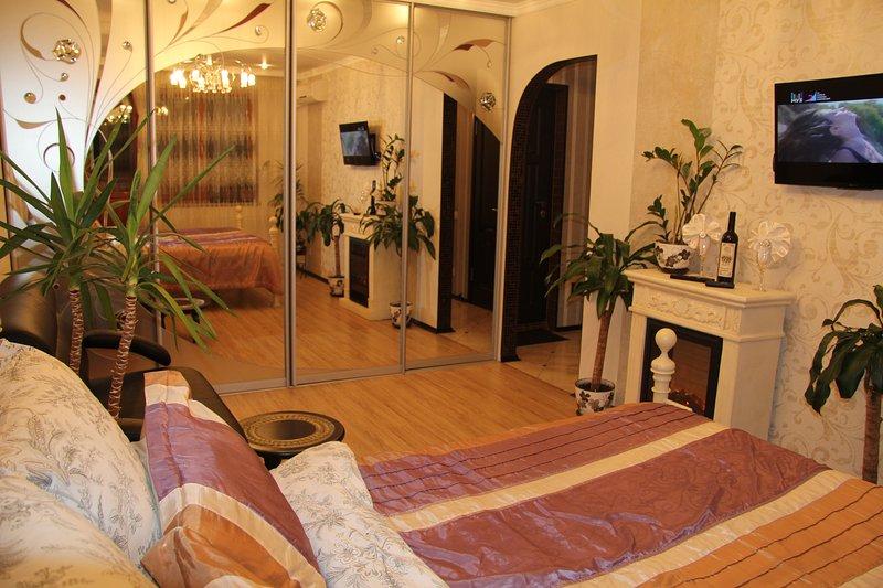 Апартаменты Оливия, location de vacances à Kursk Oblast