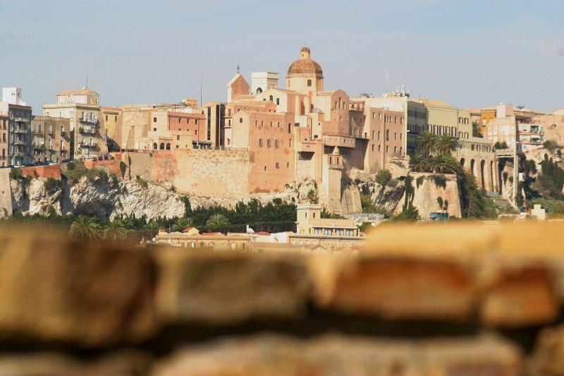 Ghetto Joden, Cagliari