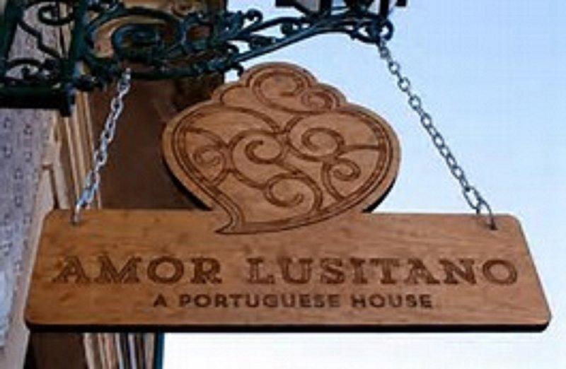 Amor Lusitano Wine Bar - notre locale!