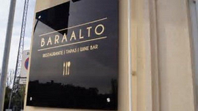 Baraalto Restaurant - 5-6 minutes à pied de l'appartement.