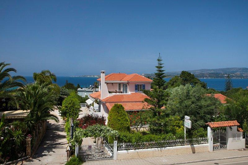 Tzivras Three-Bedroom Villa, Ferienwohnung in Lassi