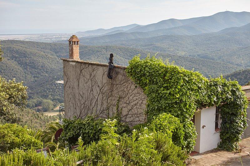 exterior Casetta La Lucciola com jardim privado
