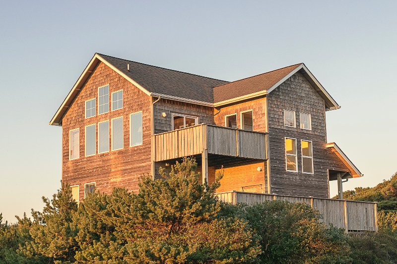 Great Views, Perfect for Large Families, HotTub, King Bed, Pets Welcome, Bikes, holiday rental in Lincoln Beach