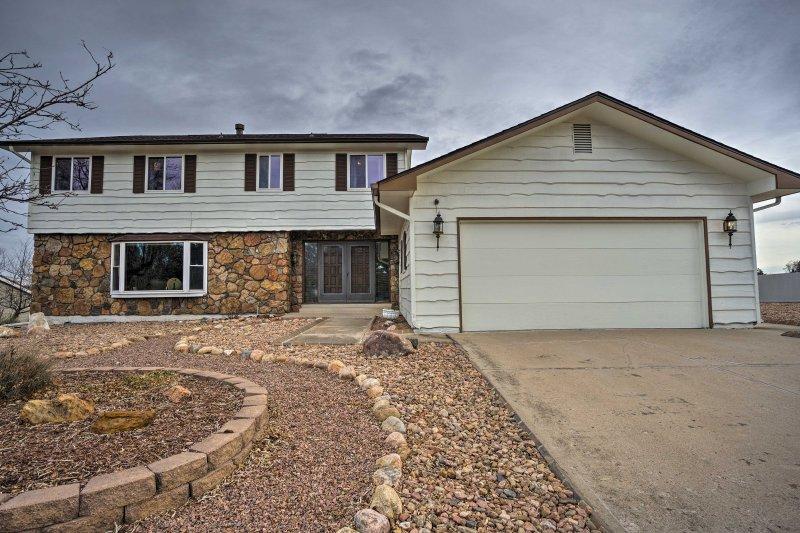 Découvrez le sud du Colorado à son meilleur depuis cette maison de location de vacances!