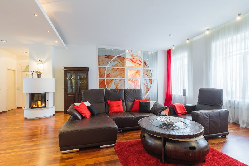 Luxurious 160m2 apartment in the heart of Spb, holiday rental in St. Petersburg