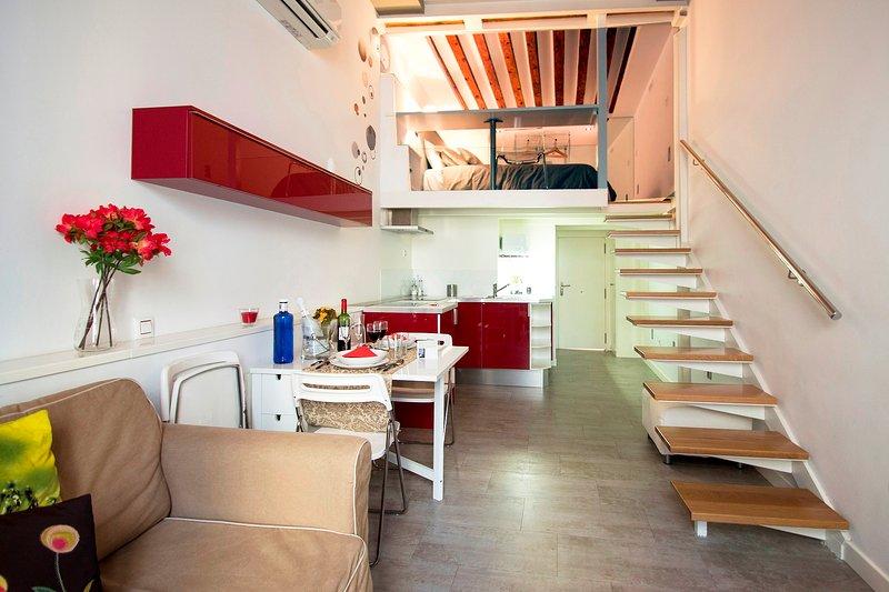 Apartmento 3 vista général