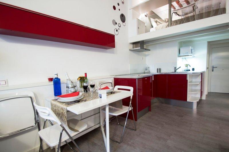 Appartement 3 Vue d'ensemble