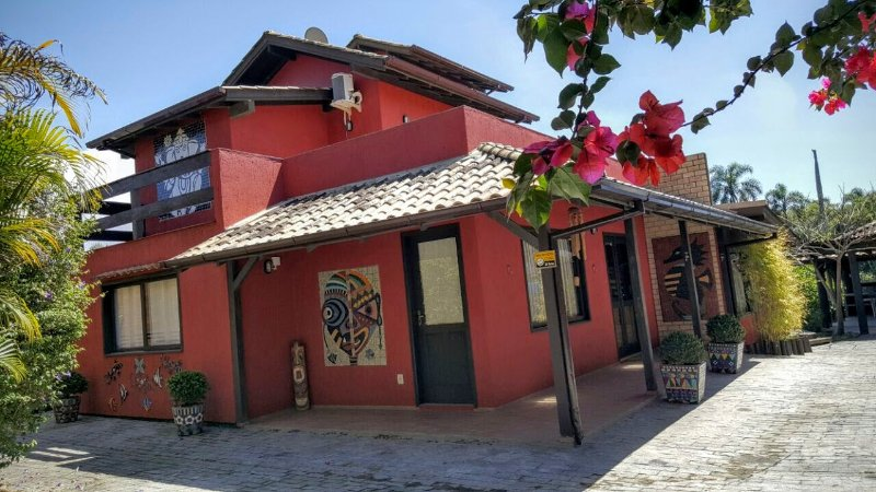 Casa Arte Mosaicos, location de vacances à Barra de Ibiraquera