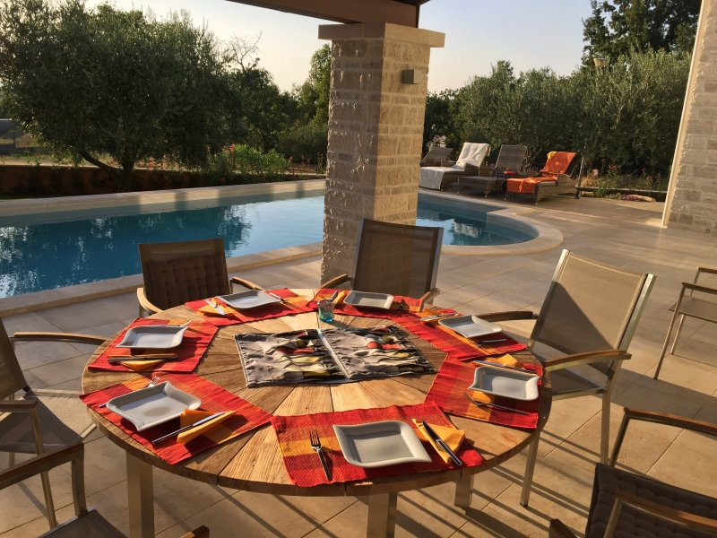 Design villa Rinaldo, vacation rental in Porec
