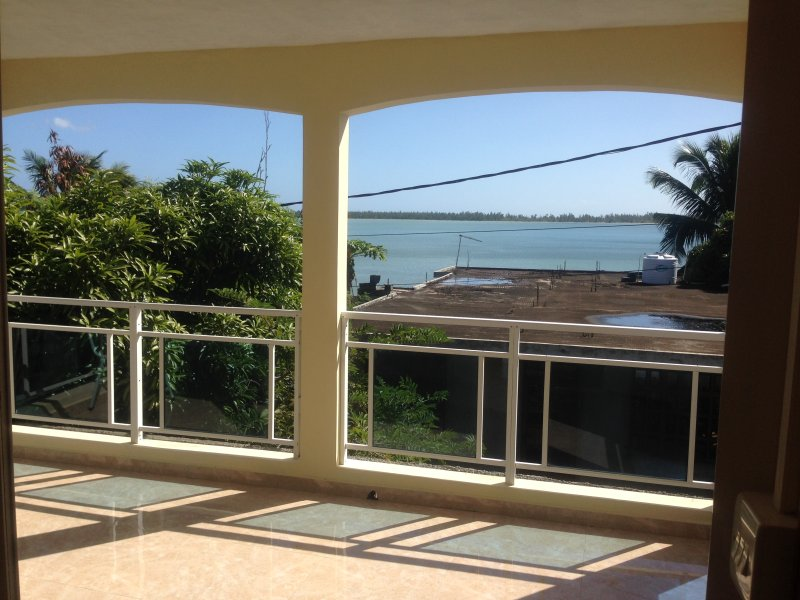 Vue sur mer, vacation rental in Chamarel