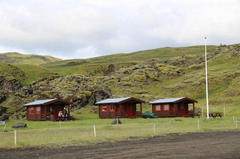Hólaskjól: Cabin 3, vacation rental in Grafarkirkja