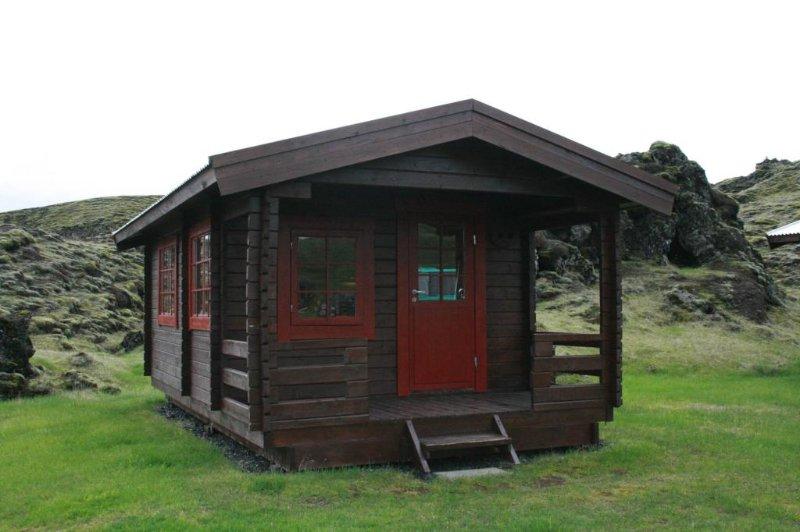 Hólaskjól: Cabin 1, vacation rental in Grafarkirkja