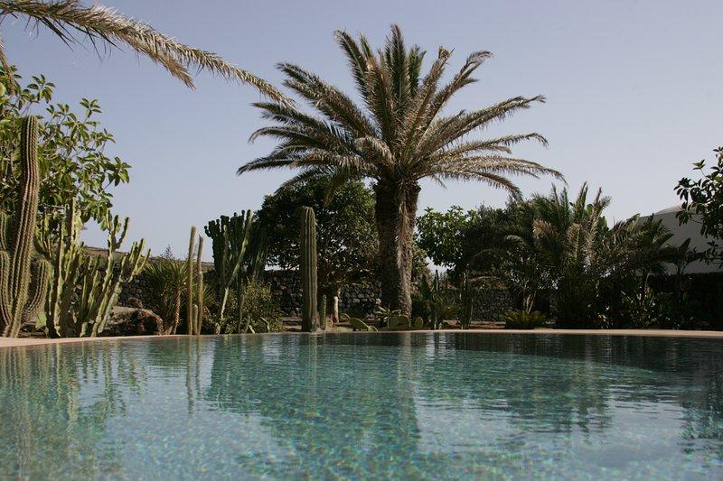Casa vacanza Villa Calypso, Suite Calypso. Con accesso interno a Mare, Piscina, casa vacanza a Pantelleria