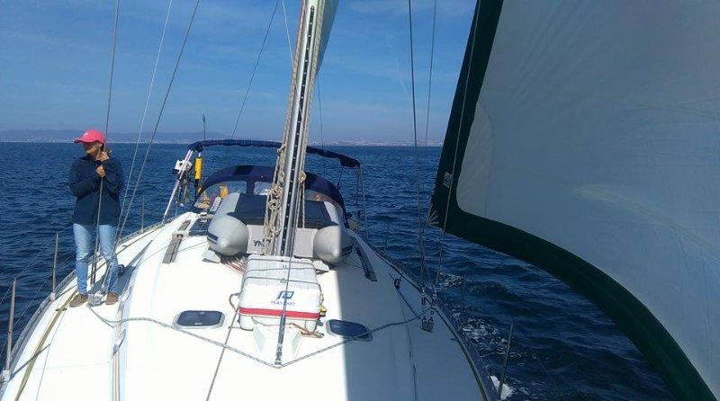 Yacht Tina - Voile en route du Royaume-Uni aux Seychelles