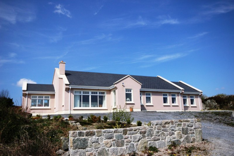 The Uplands, Spiddal, vacation rental in Spiddal