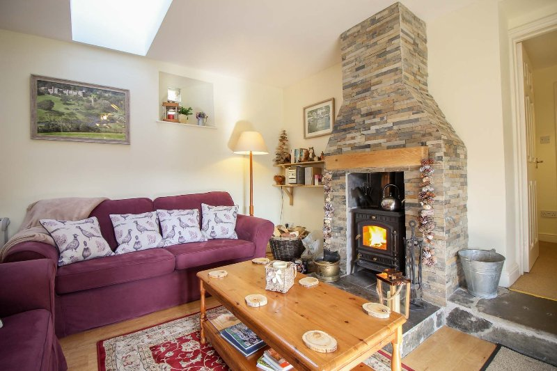 Sloe Cottage, holiday rental in Lanivet