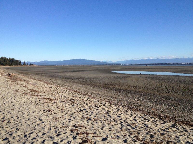 Rathtrevor Provincial Park ~ Lovely Sandy Beach that Goes on FOREVER!