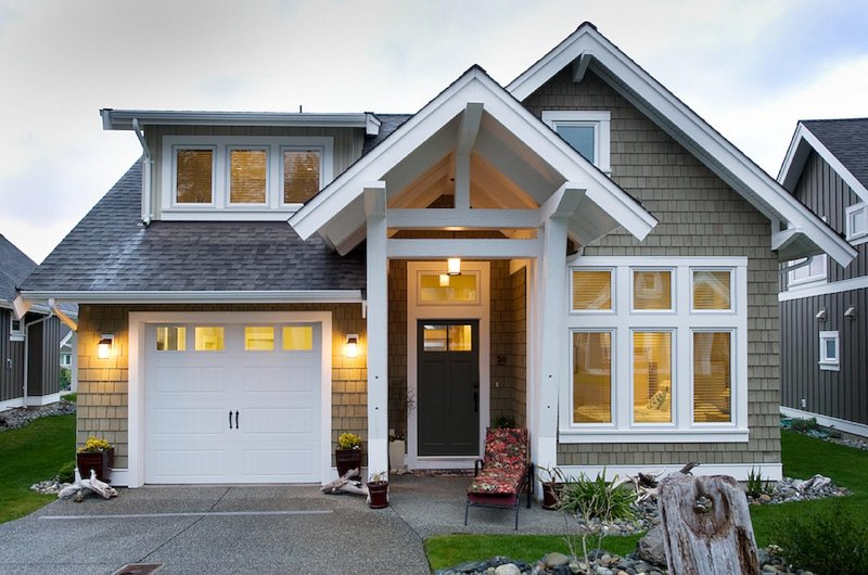 Welcome to #29 Qualicum Landing - a Luxurious Cape Cod Style Home