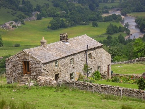Nettlebed, wonderful detached cottage, huge garden, dogs welcome, sleeps 6/8, holiday rental in Arkengarthdale