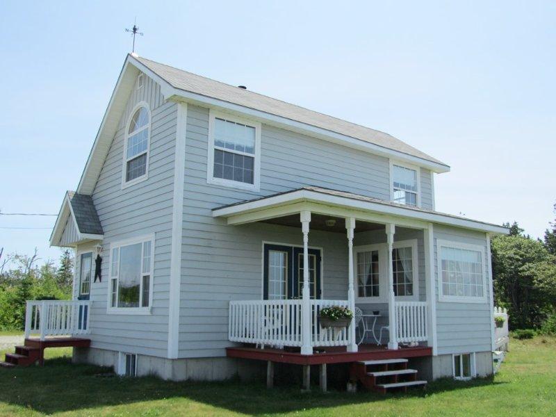 Slateville Cottage i Blanche, Nova Scotia