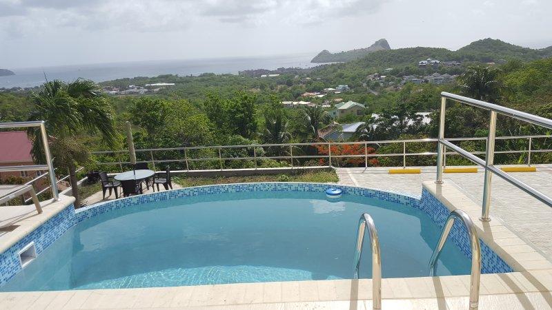 Mountpara Villas, holiday rental in Cap Estate