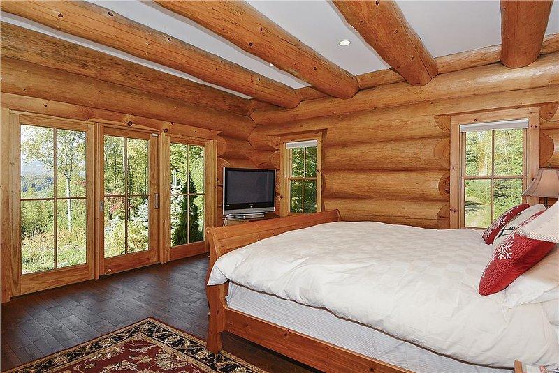 Nivel principal - Dormitorio principal