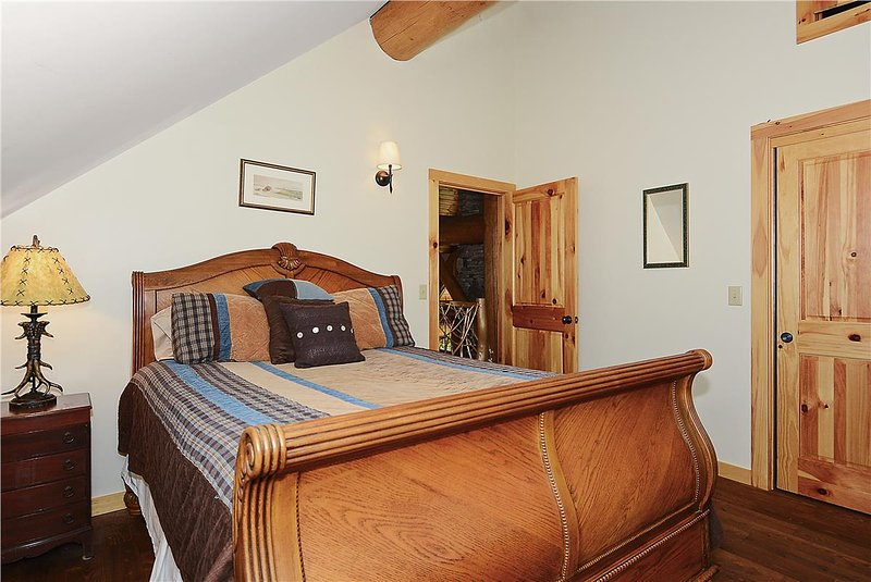 Nivel superior - Dormitorio