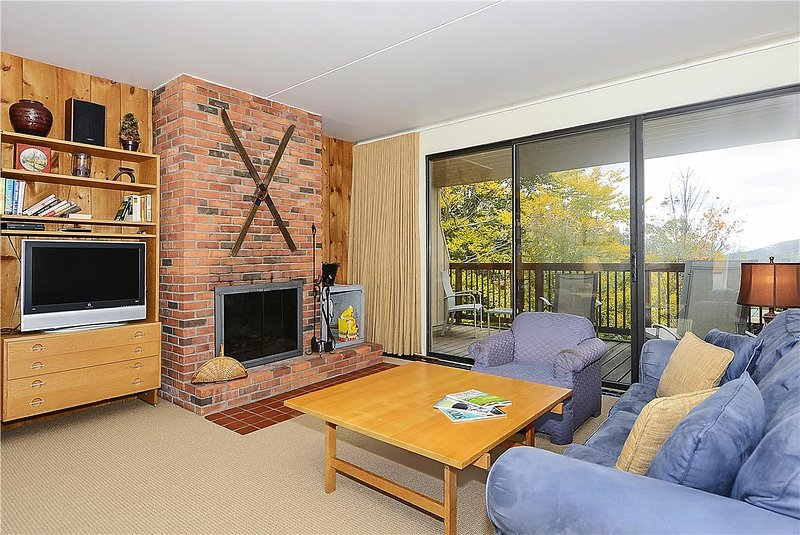 Notchbrook 20AB, holiday rental in Underhill Center