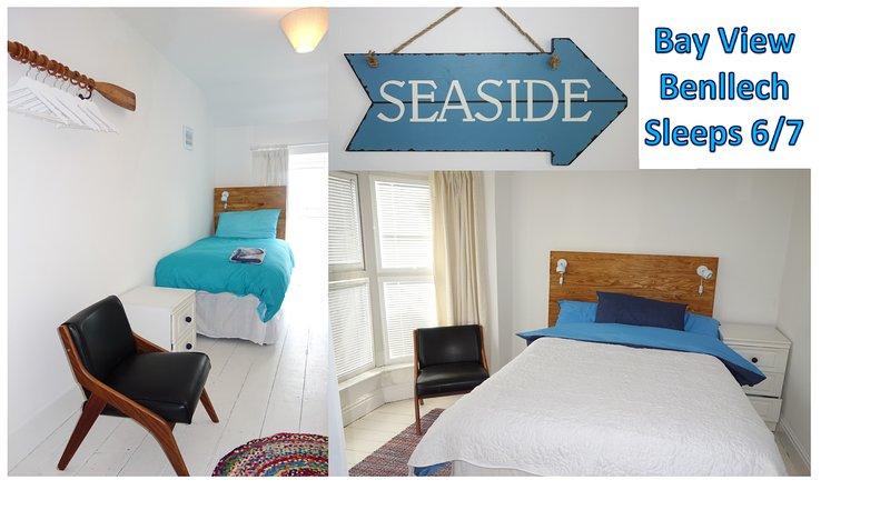 Cosy home from home near beautiful Benllech Beach, aluguéis de temporada em Benllech