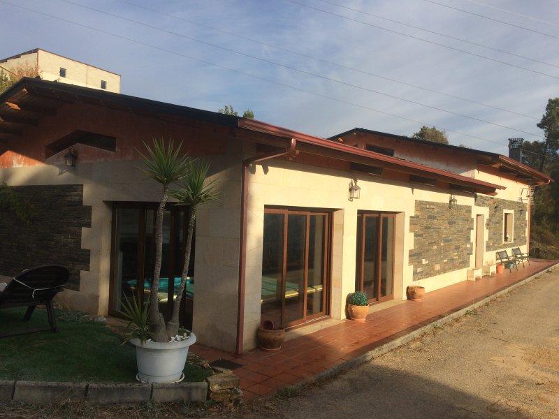 Luxury Valdeorras, aluguéis de temporada em O Barco de Valdeorras