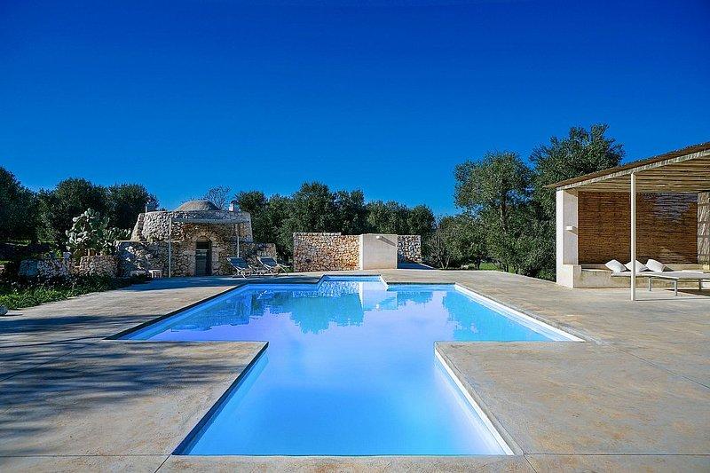 Villa Madrevita, vacation rental in Carovigno