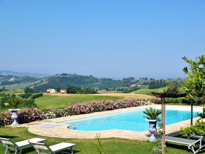 Villa Gilia D, aluguéis de temporada em Gorgognano