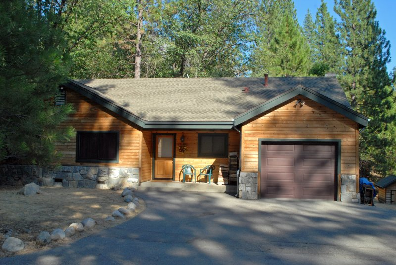 (9N) Fox Hollow, holiday rental in Fish Camp