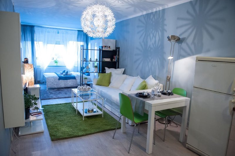 Beautiful studio apartment suitable for two to four persons, holiday rental in Velika Gorica