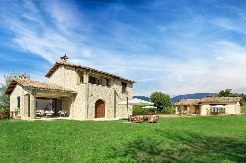 Relais Borgo Gentile - Suite La Giuggiola, holiday rental in Montasola