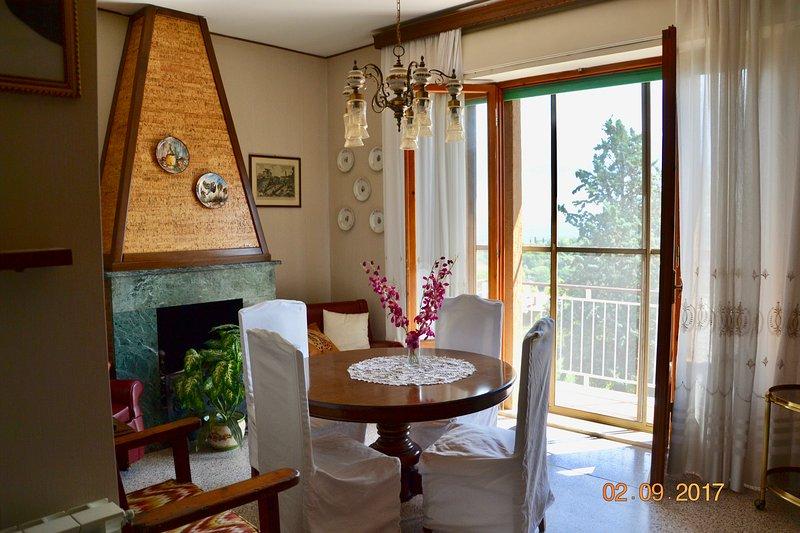 Casa Isabella, aluguéis de temporada em Chianciano Terme
