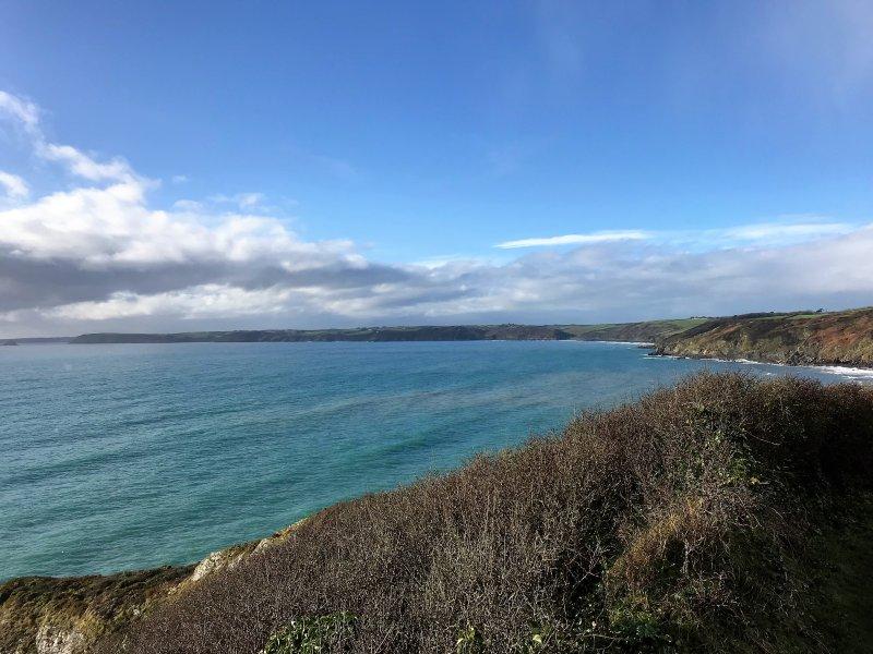 bellos paseos por la costa