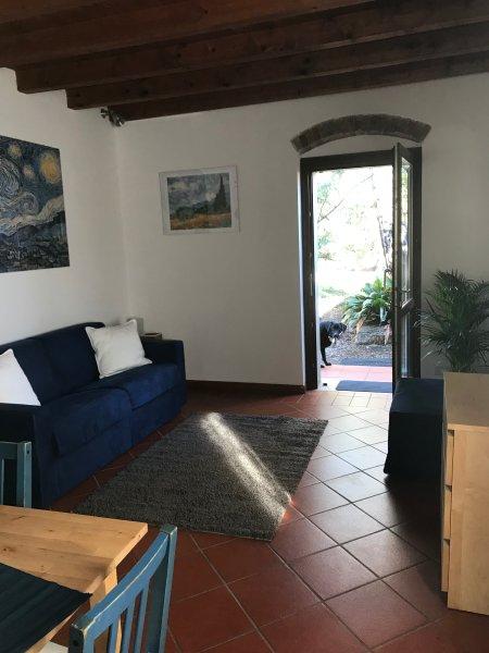 Corte Roveggia - Monolocale Van Gogh, holiday rental in Nogarole Rocca