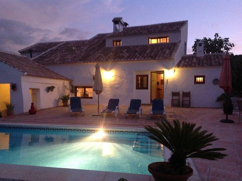 Vakantie bij Guesthouse la Pedriza. Welkom!