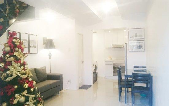 Lipa City 2 Bedroom, 2 Storey Accommodation, holiday rental in Bauan