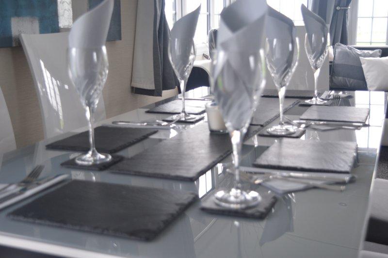 Denby glasses, tumblers champagne flutes,wine,high tumblers.