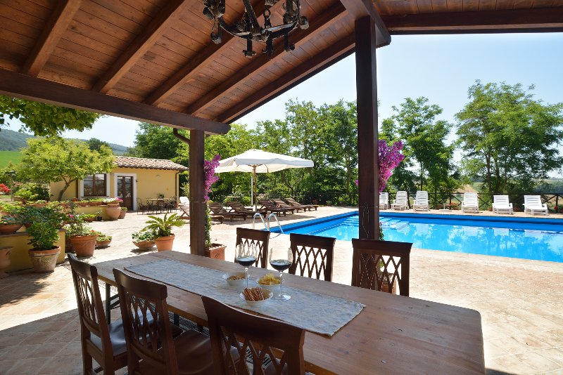 Villa Santa Maria, vacation rental in Canalicchio