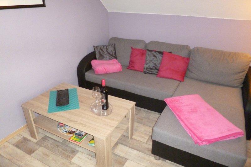 Wohnung UNI-3 im Ferienhaus-UNI-Koblenz mit 3 Ferienwohnungen, holiday rental in Niederfell