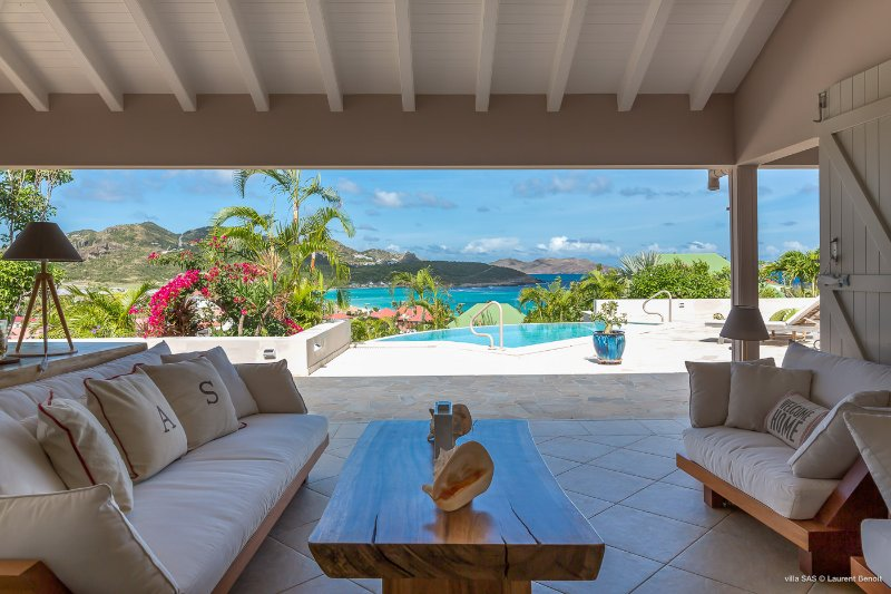 Villa SAS - St Jean, St Barts, vacation rental in St. Jean