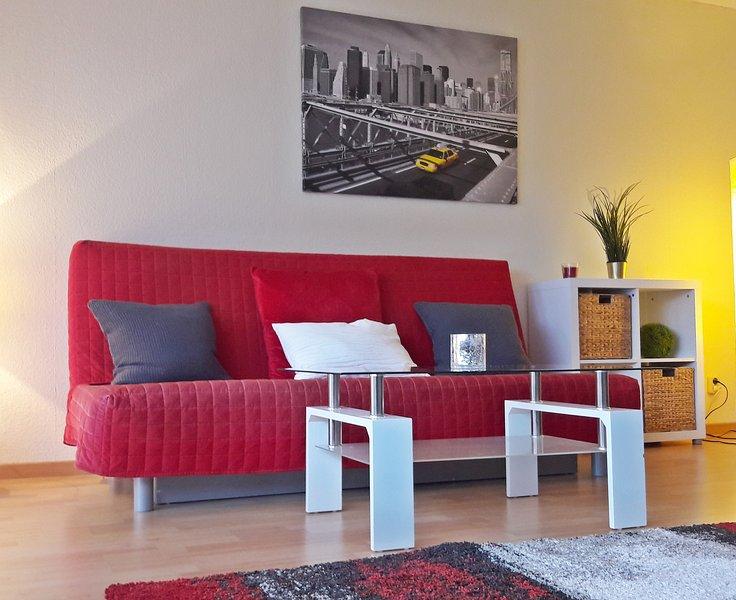 großes Dachgeschoss (92 qm) im Apartmenthaus-Abendsonne, location de vacances à Neuwied
