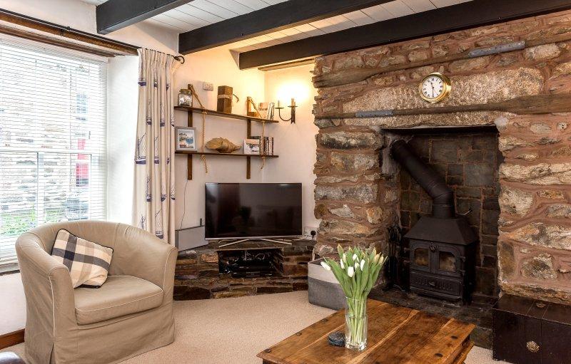 An Diank Meur - The Great Escape 19th Century Fisherman's cottage, location de vacances à Porthleven