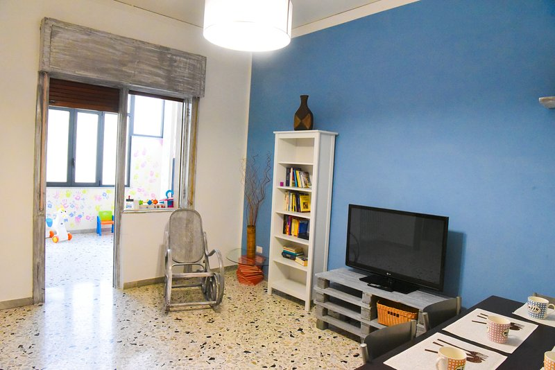 FRIENDS HOUSE POMPEI, vacation rental in Scafati