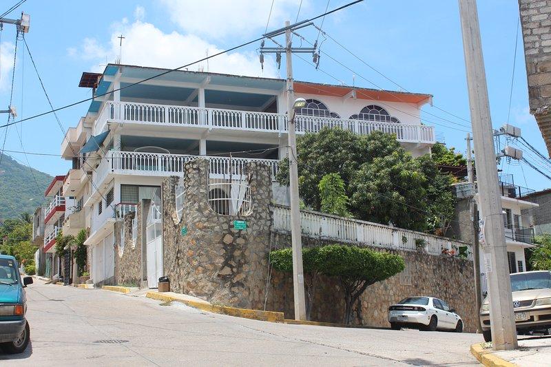 Condominio Aca-Gutty, casa vacanza a Colonia Luces en el Mar