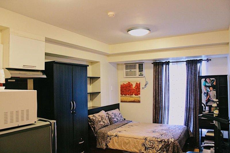 Studio Unit in Avida Towers IT Park Cebu, alquiler vacacional en Cebu City